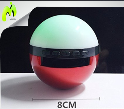 New products Pokemon Bluetooth Speaker 10 inch hoverboard bluetooth