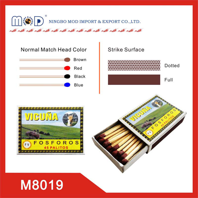 wooden stick match wholesale