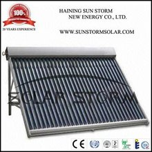 Solar Storm 30 tubes hot water solar collector