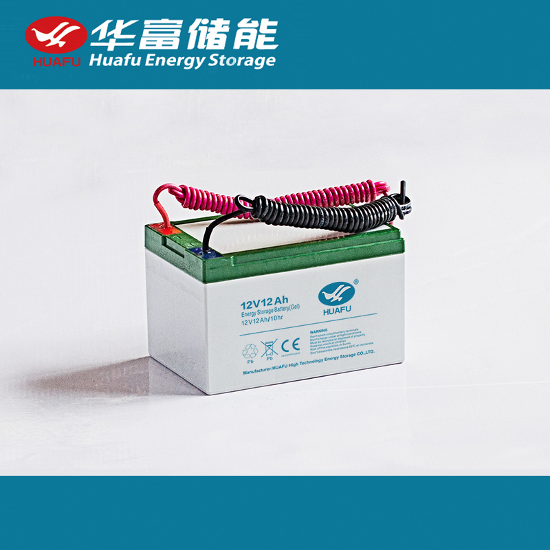 12V12ah Storage Battery Rechargeable Gel Battery for Solar System