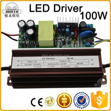 100w high quality waterproof inventronics meanwell dimmable led driver