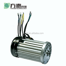 60V 1500W DC switched reluctance motor for passenger