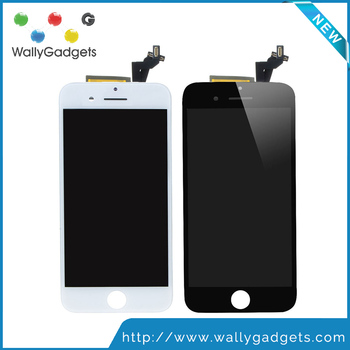 "AAA Quality For iPhone 6S LCD Replacement Screen Black/White Touch Digitizer Assembly No Dead Pixel 4.7"" Display"
