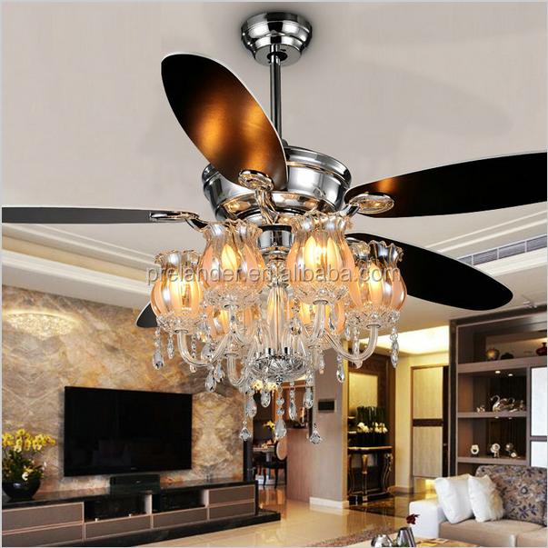 European Fan Lights Living Room Lamp Bedroom Ceiling Fan With Light Buy Bed