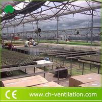 Chosen Germany Original galvanized steel frame greenhouse exhaust fan