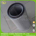 2016 Air cartridge filter for spray resin powder recycling