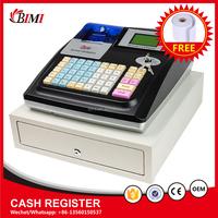 china cheap! 48 Keys ECR Electronic Cash Register for sale for Restaurant from bimi