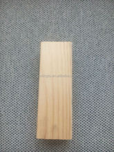 New Zealand radiata pine wood eased edge S4S kiln dried wood