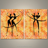 2014 New Product Modern Wall Decor Art Canvas Oil Painting