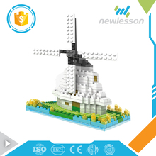 funny dutch windmill building blocks best selling toys 2014 for children