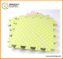 New foor massage floor mat with color design