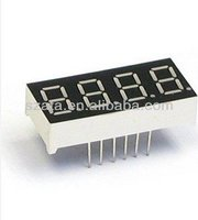0.28 inch 7 segment led display 4 digit