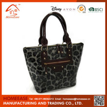 2014 hot selling famous brand genuine leather handbag