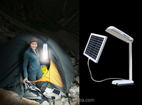 Solar Camping Light Portable Solar Lamp Emergency Luminaire
