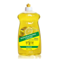 Ultra Dishwashing Liquid with High Active Ingredients