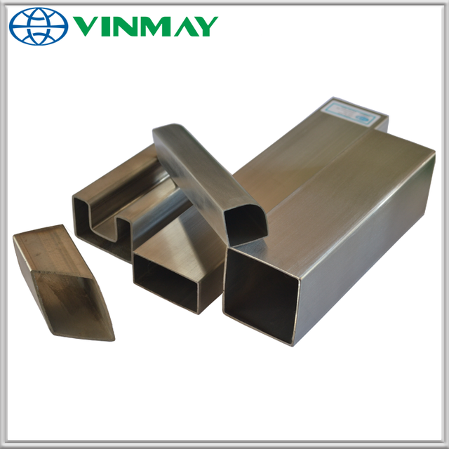 China Manufacturer Stainless Steel Square Pipe