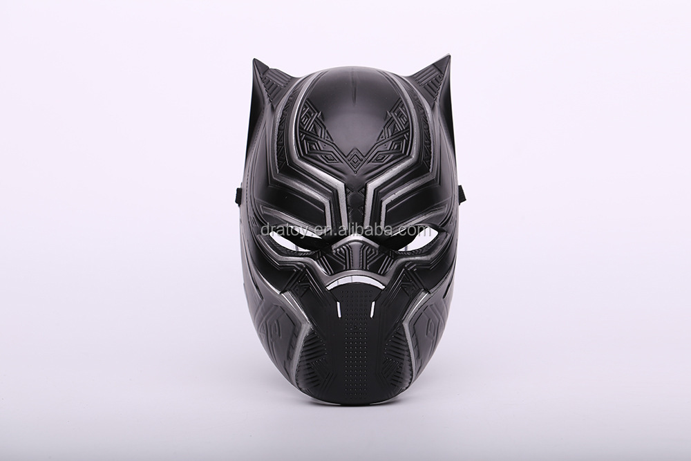Halloween for kids panther face mask