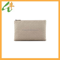 new fashion white color clutch bag for girls