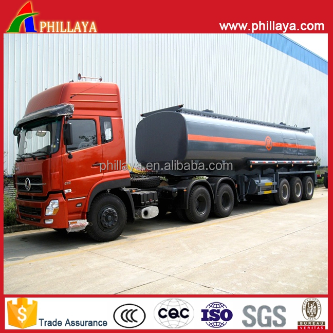 Three Axles Fuel Tank Off Road Vehicle,Widely Used Oil Tankers For Sale