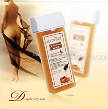 100g cartridge roll-on rose depilatory wax/roll-on wax cartridges for hair removal