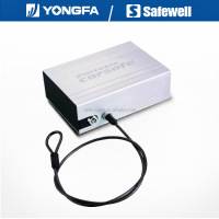 Safewell CS119 Portable Pistol safe Car safe