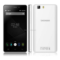 "New Arrival Doogee Accept Paypal 5"" HD Android 5.1 Smartphone MTK6580 Quad Core 1GB Ram"