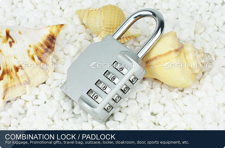 Security Digital Lock, Safe GYM Locker Code Lock, Luggage Password Lock