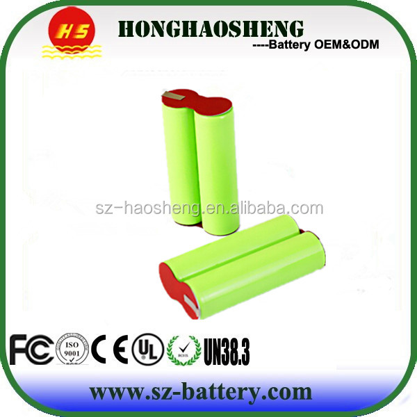 Rechargeable Li-ion Battery Pack 18650 3.7V 6000mAH Battery For Home Power Tools