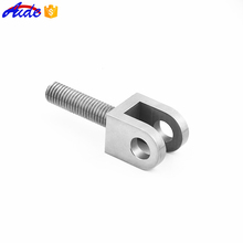 Customized high precision stainless steel metal parts machining center cnc