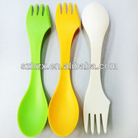 cheap cutlery plastic butter knife spoon