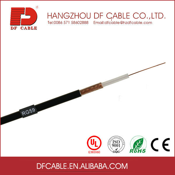 Coaxial Cable RG59 with UTP CAT5e