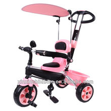 New model good quality Kid's smart trike,baby tricycle,children toy tricycle