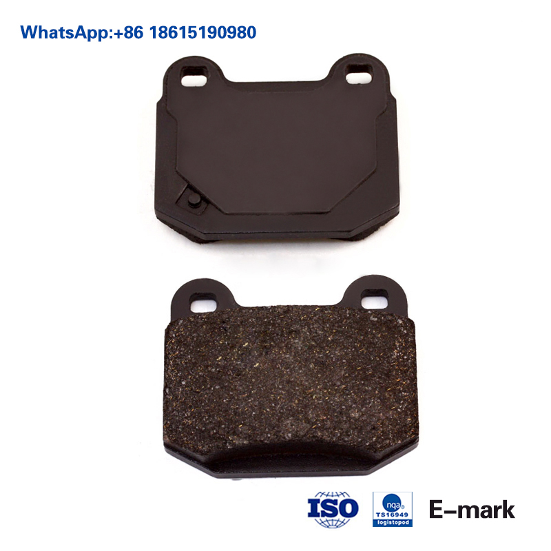 Wholesale car Rear brake pads forPICK-UP best quality