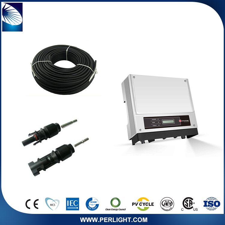 Hot Sale Roof Home solar panel kits for home grid system