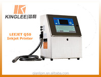 Chinese digital Industrial Continuous batch code inkjet printer/CIJ small character Ink jet Printer date code