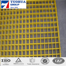 Made in China hot sale Hot dip welded mesh for fencing / 3d powder coated wire mesh panels / welded welded mesh for