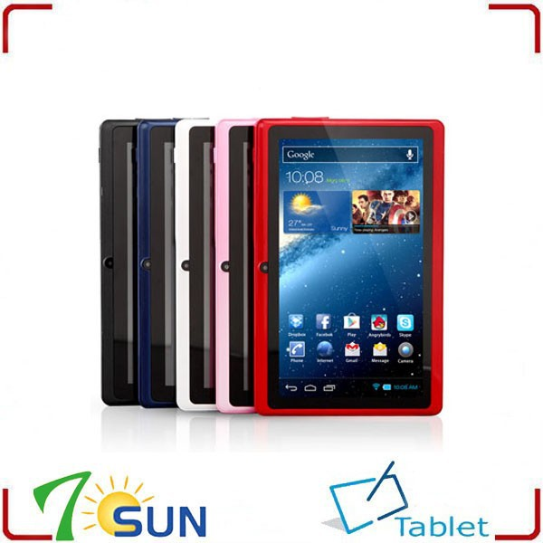 NEW 7'' inch Google Android 4.4 Tablet PC ATM7021 Dual Core Camera WiFi 4GB tablet