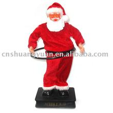 180cm musical dancing santa claus