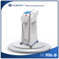 Wholesale Price From NUBWAY! Permanent & Painless light sheer diode laser hair removal machine