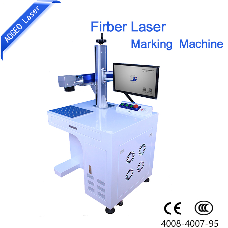 Best quality economical 20W mobile watch phones laser marking machine