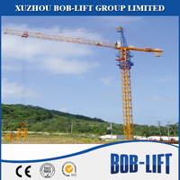 5t mini fixed tower crane selling in Dubai