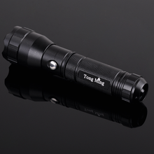 Cree XPE Xm-l Zooming Rechargeable Police Led Flashlight Japan Led Tactical Strobe Flashlight Torch Light for Auto-used