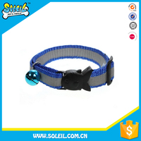 Washable Nylon China Pet Collars Buckle For Cat