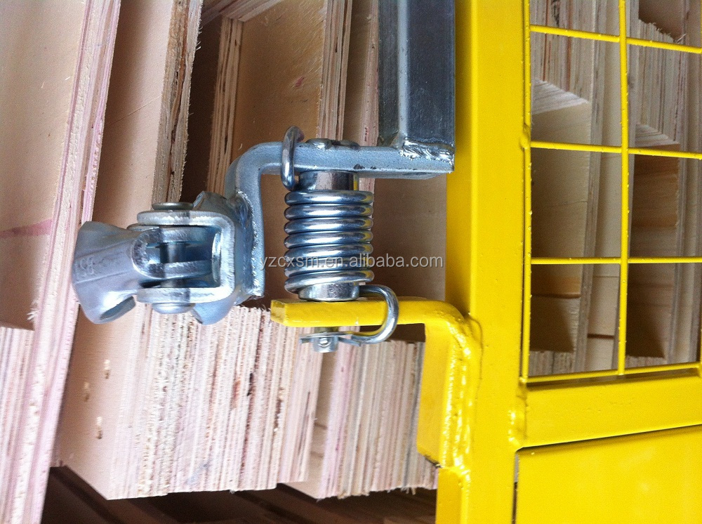 Scaffold Power Coating/Galvanized Steel Ladder Access Gate
