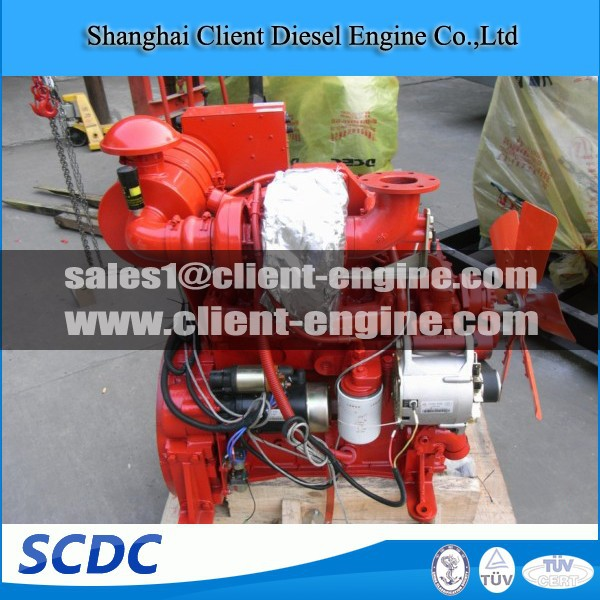 Cummins B series diesel engine for Vehicle