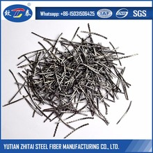 Factory Price Steel Fiber For Highway Pavement with 11 years