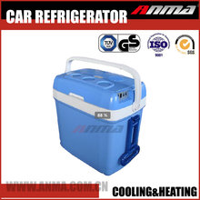 30L Cooler and warmer mini portable car refrigerator electronic fridge cooler box