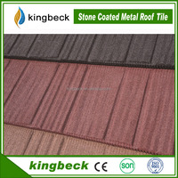 KBW 01 The Finest Stone Coated Steel Roofing Tile