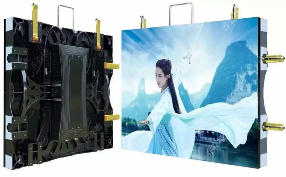 hot P8 outdoor led display big xxx video screen / wall street advertising full xx video led display board