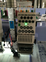 bead embroidery machine